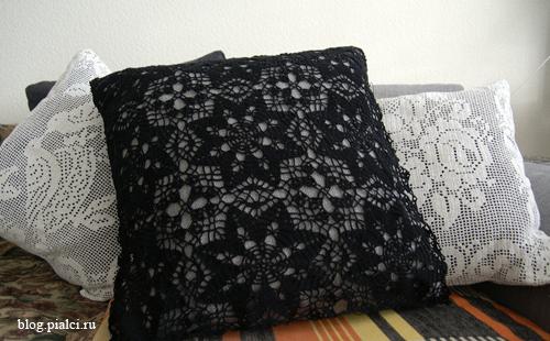 Чехлы на подушки